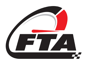 RED design FTA showcase color logo
